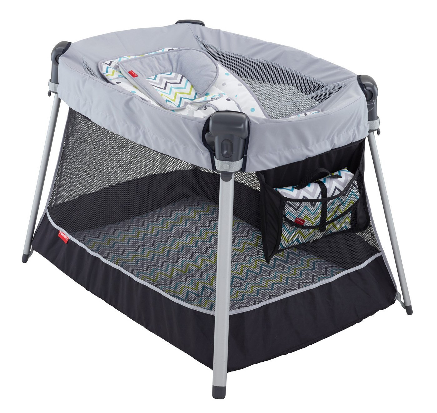 Fisher-Price Ultra Lite Travel Crib