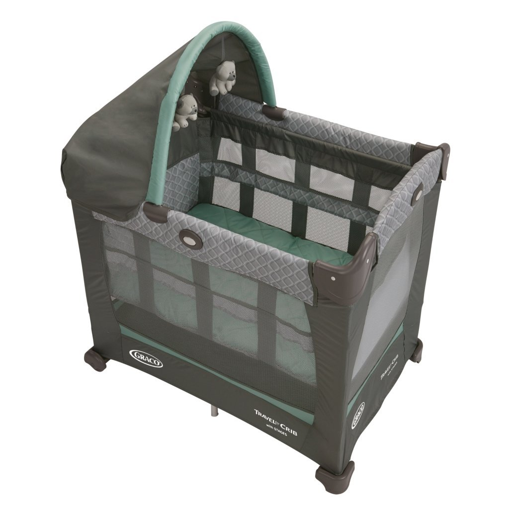 Graco Travel Lite Portable Crib