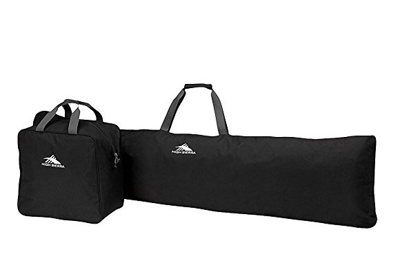 High Sierra Sleeve and Boot Snowboard Bag