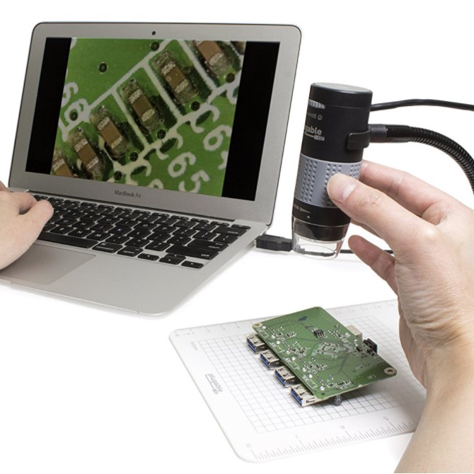 Plugable Digital 2.0 USB Microscope