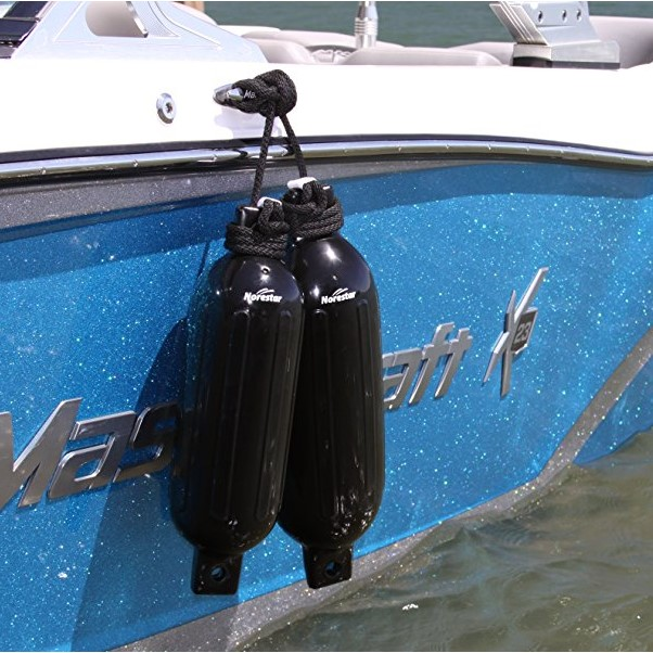 Norestar Ribbed Boat Fenders/Bumpers