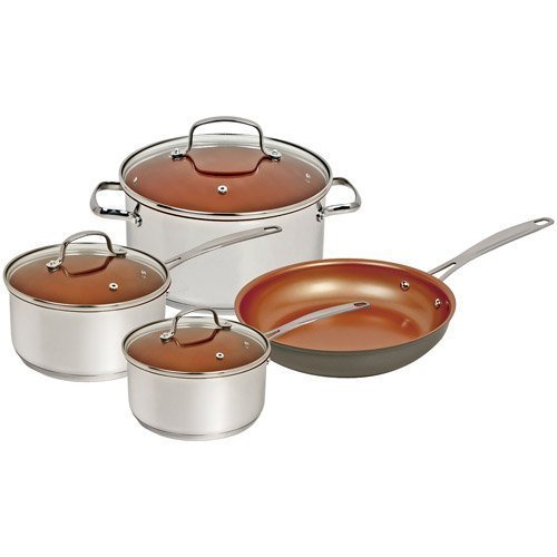 Nuwave Healthy Ceramic Non-Stick Cookware Set