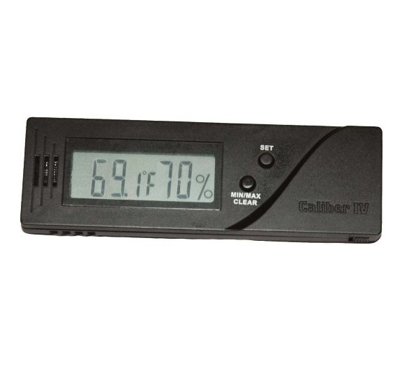 Cigar Oasis Western Caliber Humidity Monitor