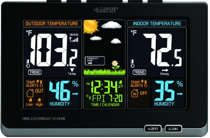 La Crosse Technology Wireless Humidity Monitor