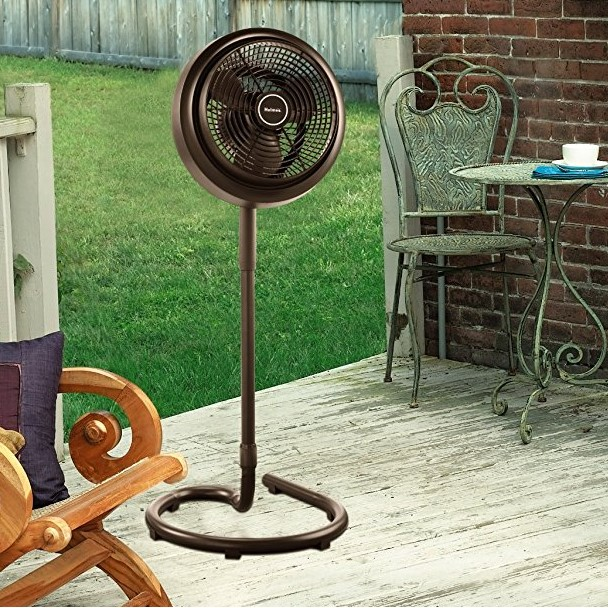 Holmes Outdoor Misting Stand Fan