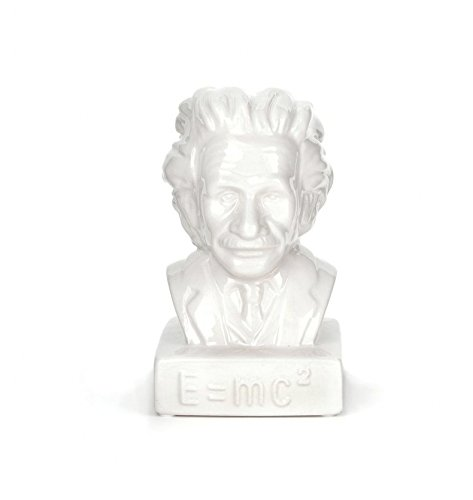 Kikkerland Einstein Adult Piggy Bank