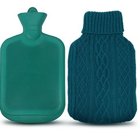 AZMED Premium Rubber Hot Water Bottle