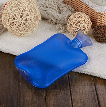 Attmu Transparent Rubber Hot Water Bottle
