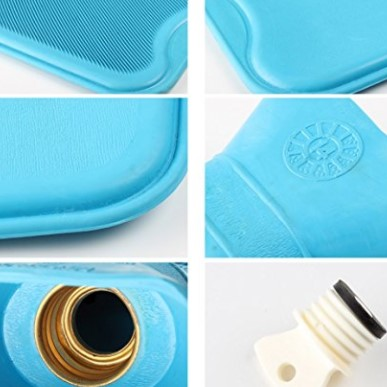 HomeTop Rubber Hot Water Bottle