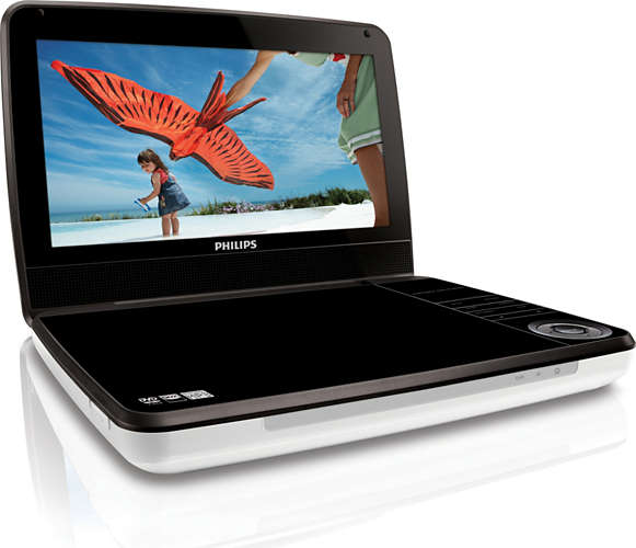 Philips PD9000/37 Portable DVD Player