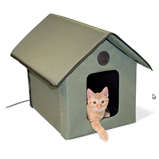 K&H Manufacturing Outdoor Kitty House