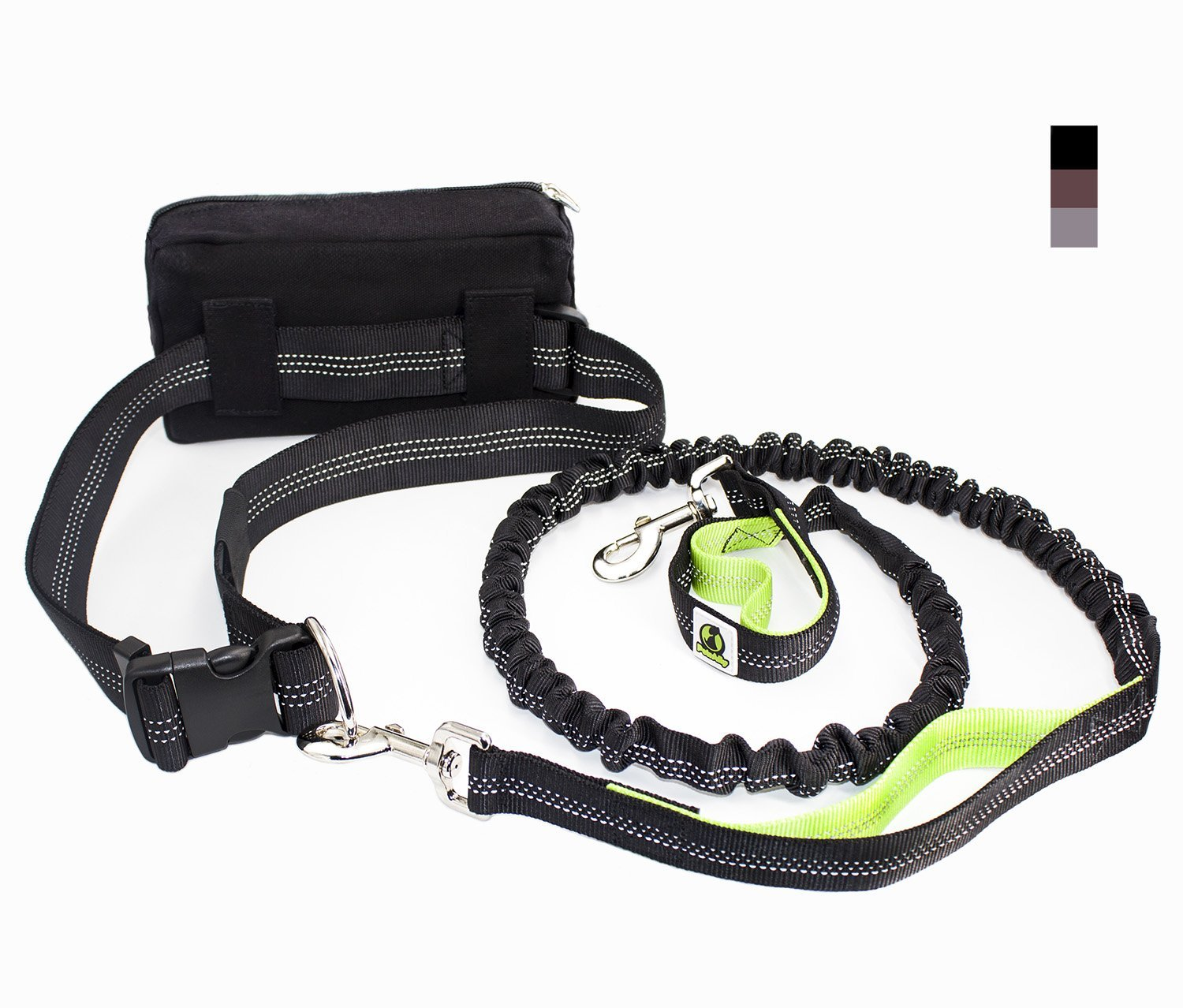 PetsAlly Handsfree Waist Dog Leash