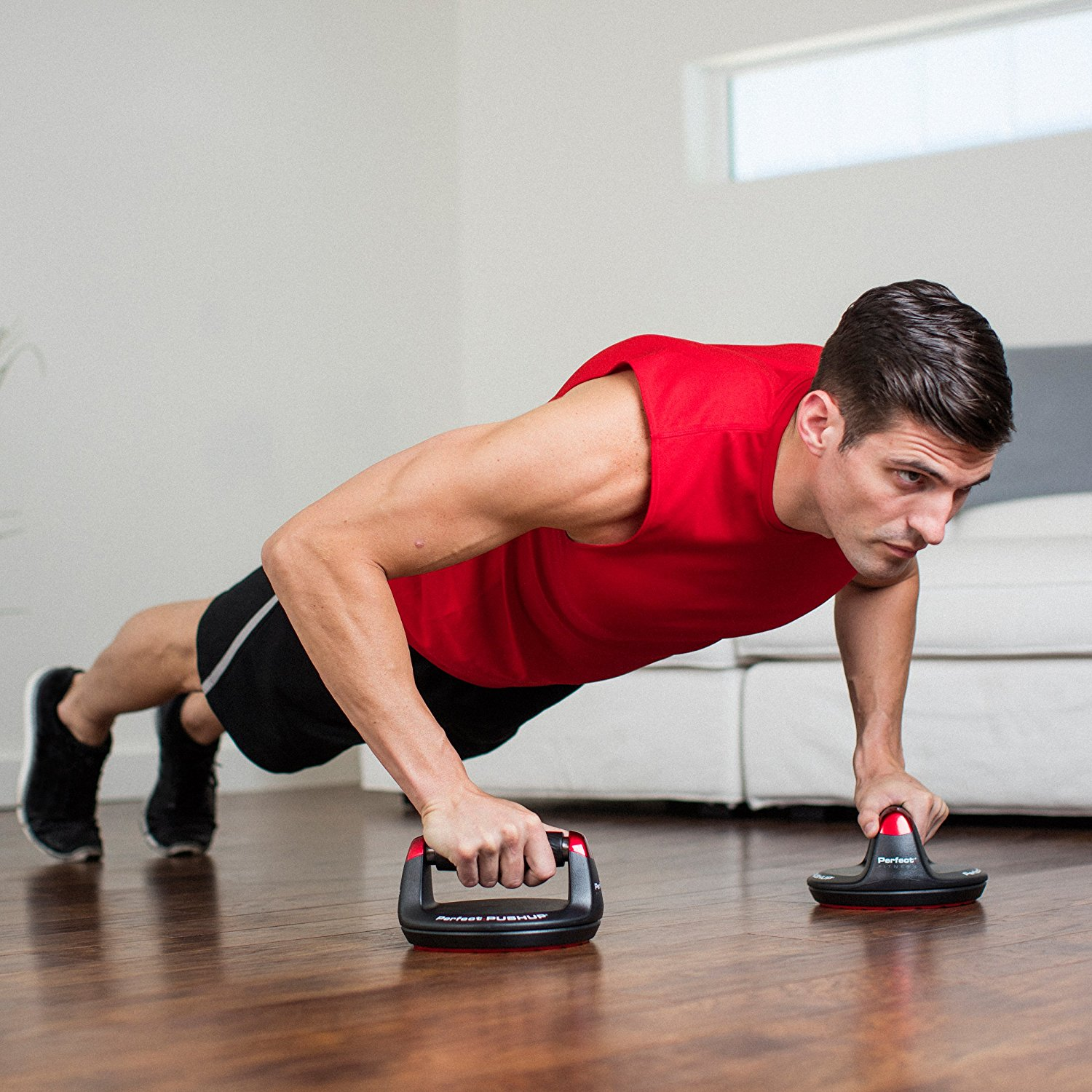 Perfect Fitness Pushup Elite Bars