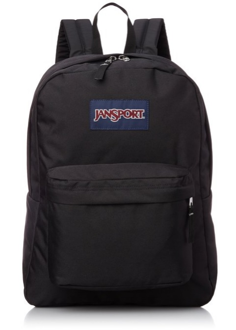 JanSport T501 Classic SuperBreak Bookbag