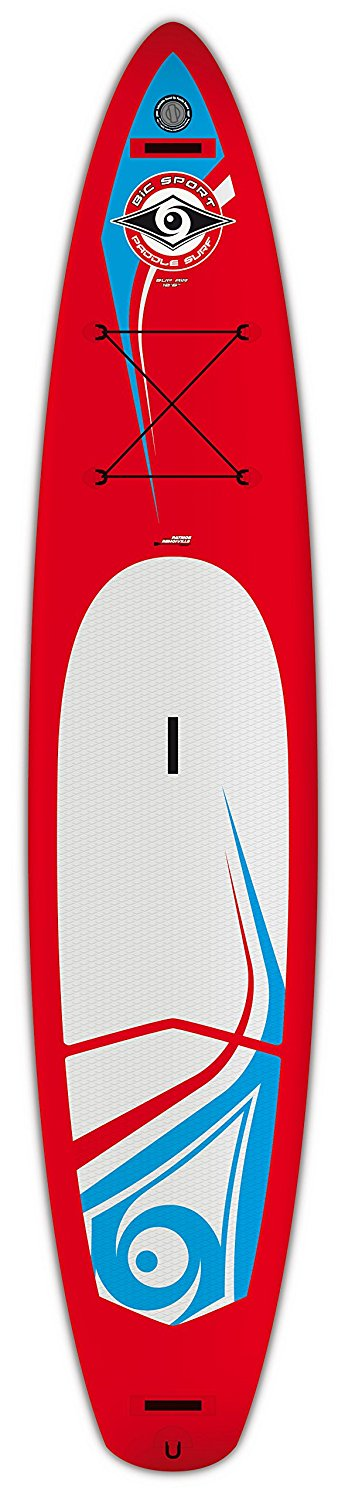 BIC Sport Air Inflatable Lightweight and Durable Stand Up Paddleboard – Available in Multiple Sizes and 4 Colors