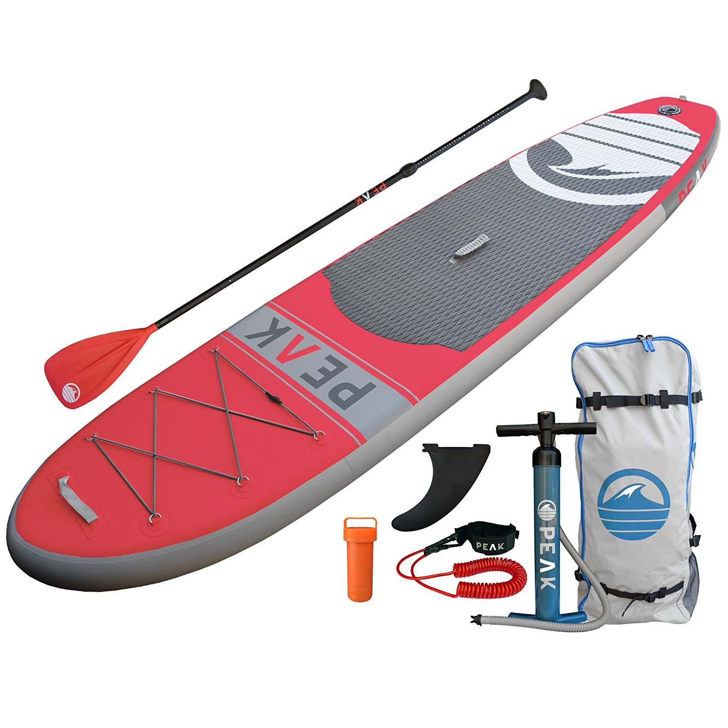 ISLE Surf and SUP Inflatable SUP Kit