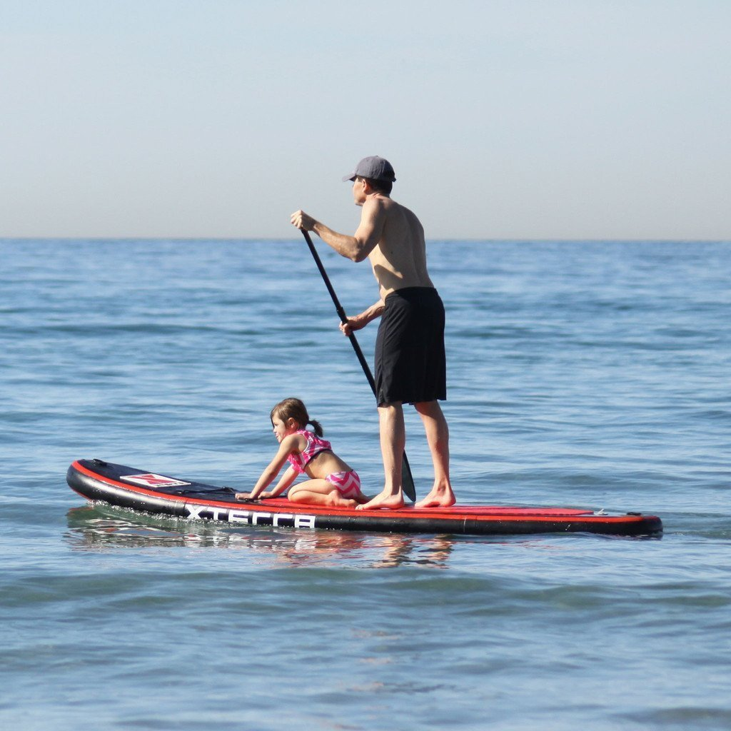 XTERRA Boards Inflatable SUP Package
