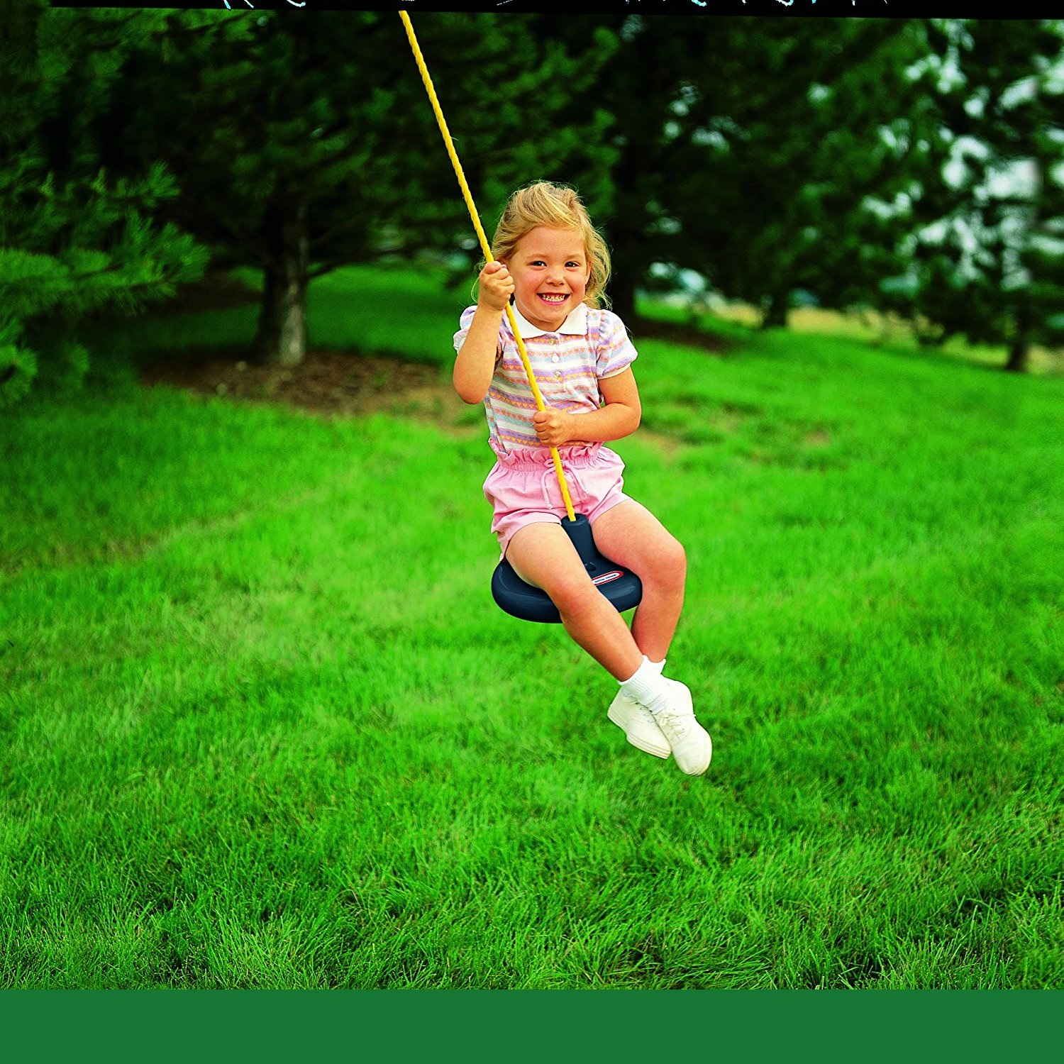 Little Tikes Disc Tree Swing