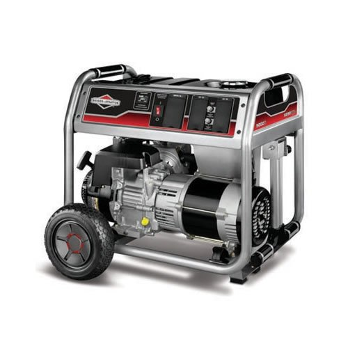 Briggs & Stratton 5000W Portable Gas Generator
