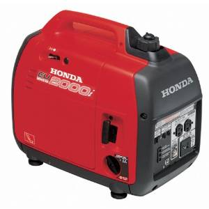 Honda Super Quiet Inverter Generator