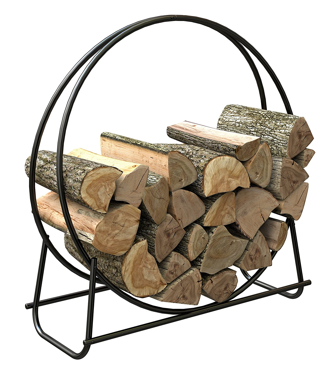 Panacea Steel Fireplace Log Hoop
