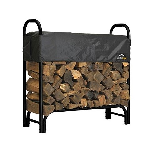 ShelterLogic Heavy Duty Firewood Rack