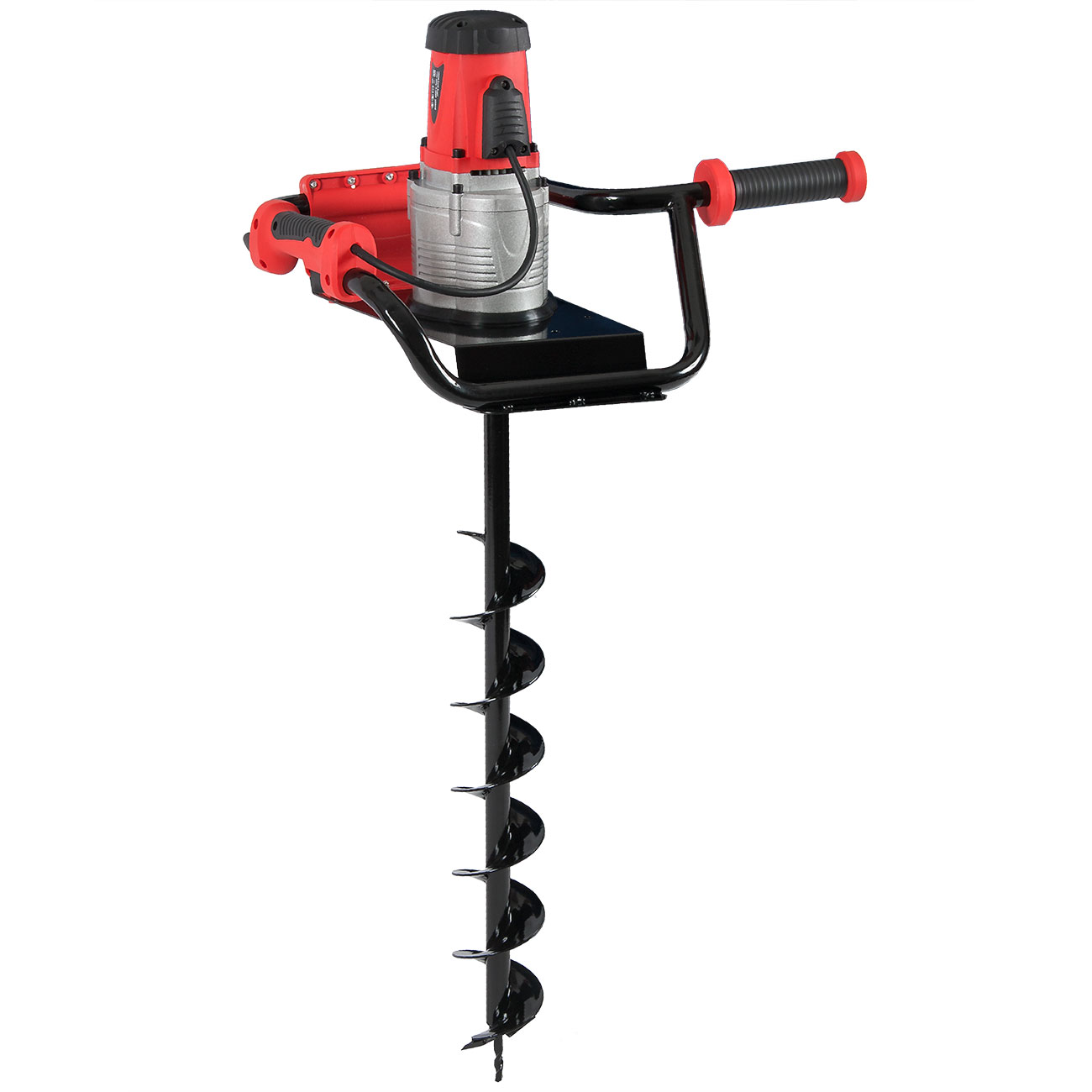 ARKSEN Post Hole Electric Ice Auger
