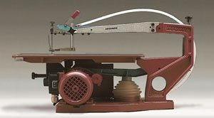 Hegner 18-Inch Variable Speed Scroll Saw
