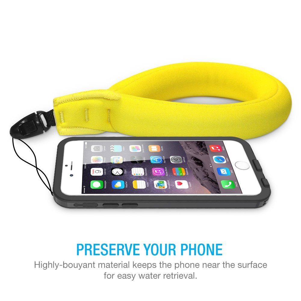 Tethys Waterproof Camera Float Strap