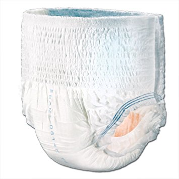 Tranquility Premium Pull-On Overnight Heavy Absorbency Adult Diaper - Case of 72