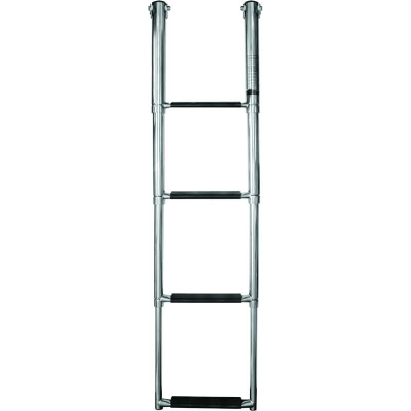 SeaSense 4-Step Telescoping Boat Ladder