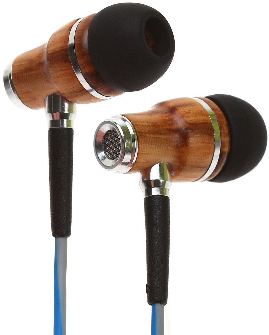 Symphonized NRG 3.0 In-ear Wood Headphones