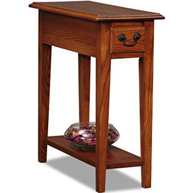 Leick Shaker Chairside End Table