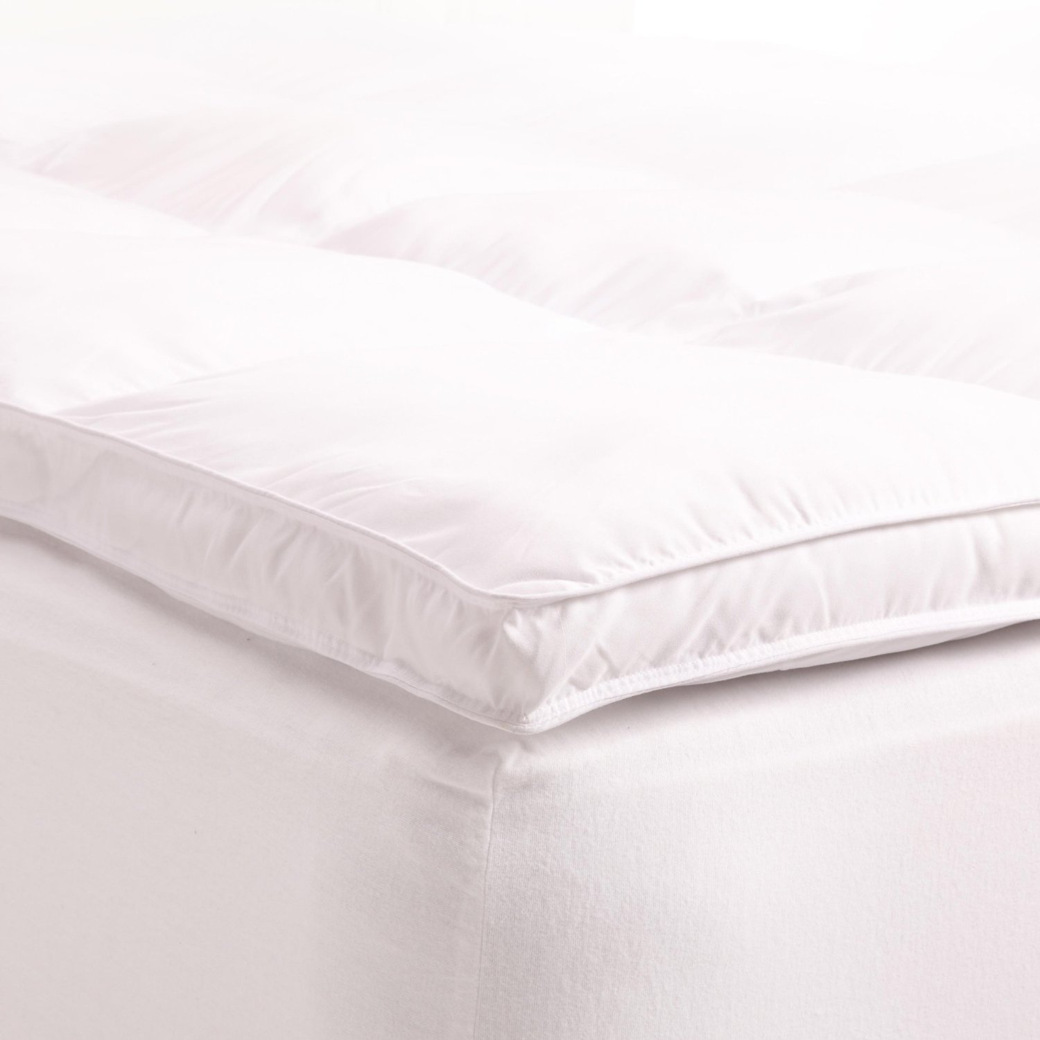 Superior All Season Down Alternative Mattress Topper