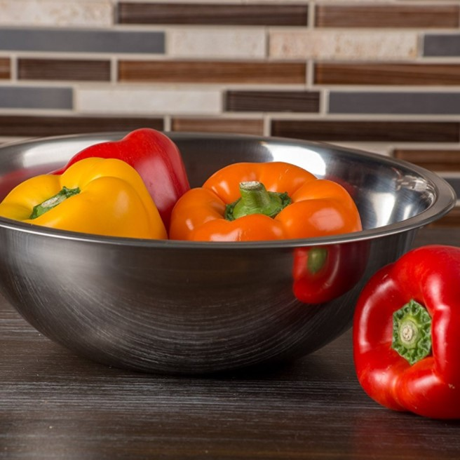 Chefland Standard Weight Mixing Bowls