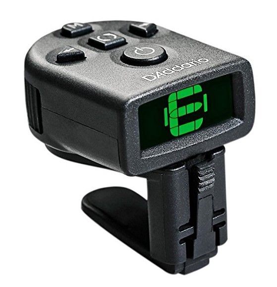 Planet Waves Micro Clip-On Tuner
