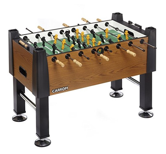 Carrom Signature Foosball Table – Available in 2 Colors