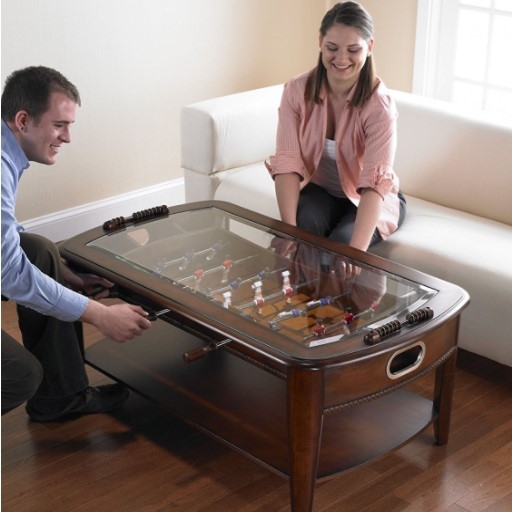 Chicago Gaming Foosball Coffee Table