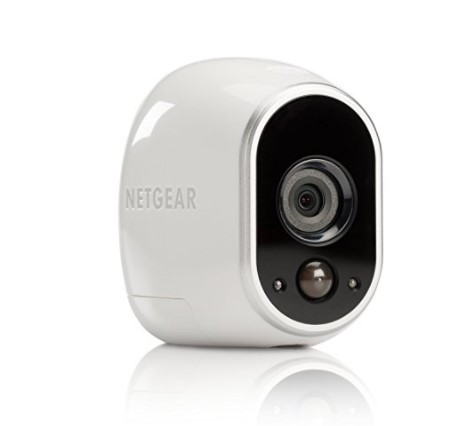 Netgear Arlo Security System - 1 Wire-Free HD Camera, Indoor/Outdoor & Night Vision – Available in 10 Sets
