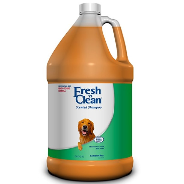 Fresh N Clean Scented Pet Shampoo