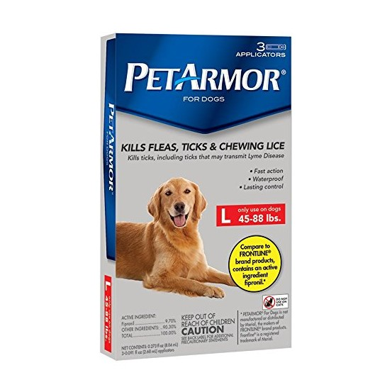 PetArmor Flea and Tick Repellent
