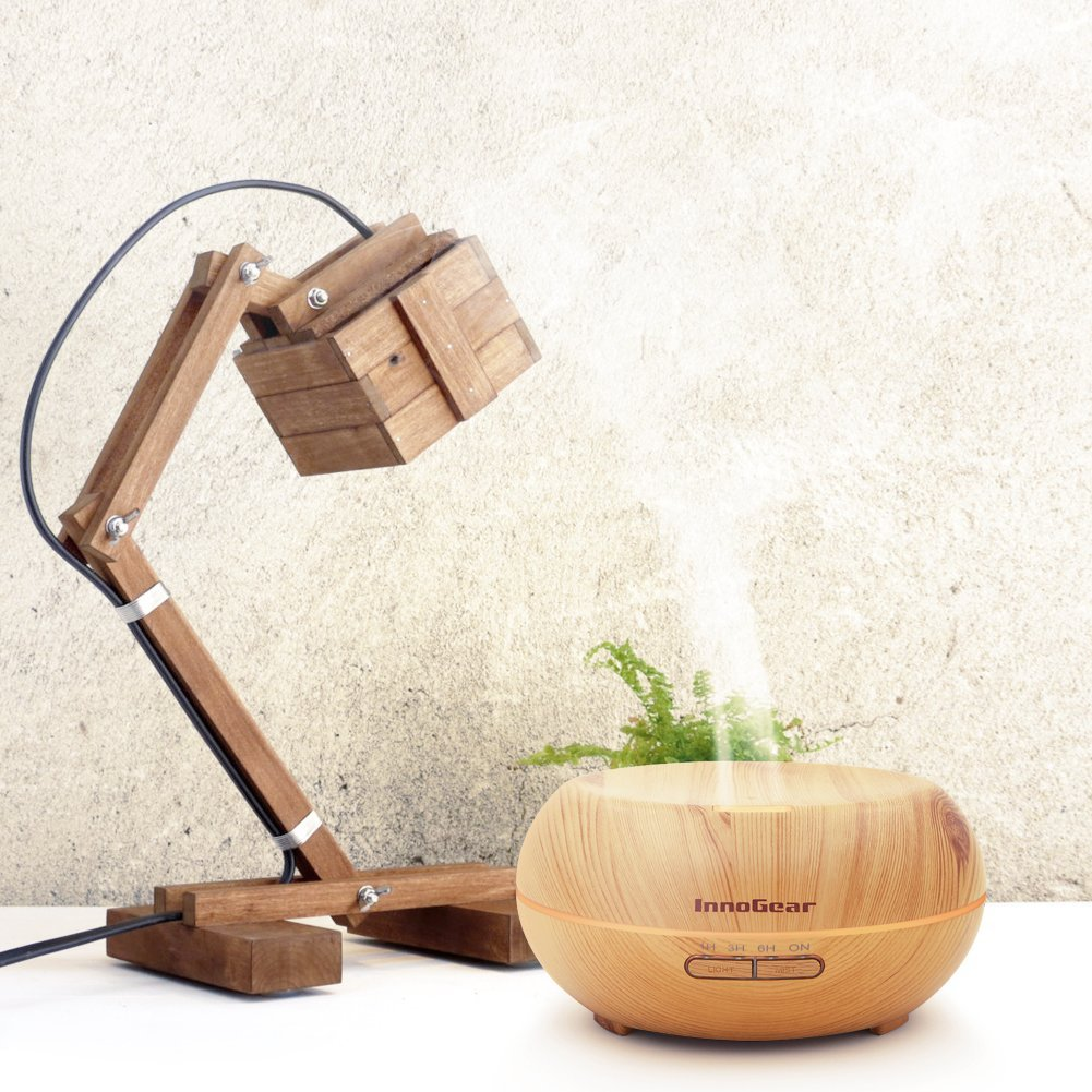 InnoGear Aromatherapy Essential Oil Diffuser
