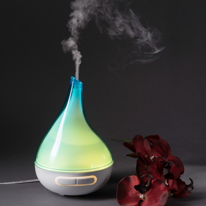 Quooz Lull Blue Essential Oil Diffuser