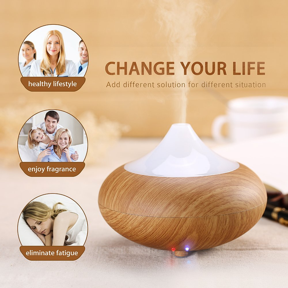 VicTsing® Electric Aromatherapy Essential Oil Diffuser