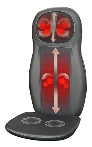 Zyllion Massage Cushion With Heat