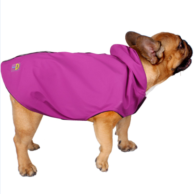 Jelly Wellies Deluxe Dog Raincoat