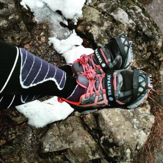 Yaktrax Run Traction Cleats