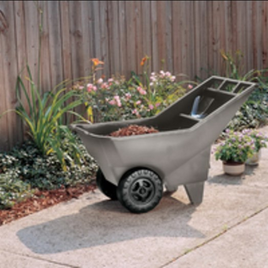 Rubbermaid Commercial  Roughneck Lawn Cart