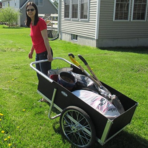 Smart Carts Ultimate Lawn Cart