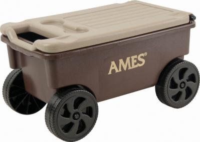 The AMES Buddy Poly Lawn Cart
